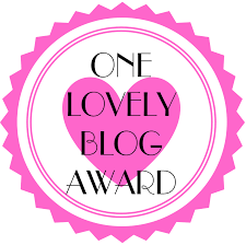 onelovelyblogger-award