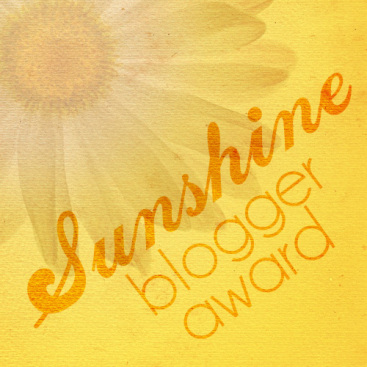 sunshine blogger